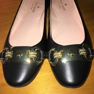 Kate Spade Ballerina Flats- Size 6-1/2 NWOT or box
